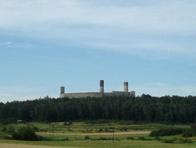 Zamek Chęciny